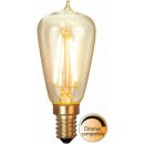 Noortrade LED-lamppu E14 ST38 Soft Glow Dimmable