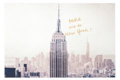4Living New York canvas-taulu 60x90 cm