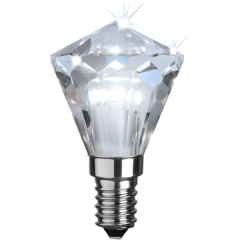 Noortrade LED-lamppu E14 P45 Diamond 4000K